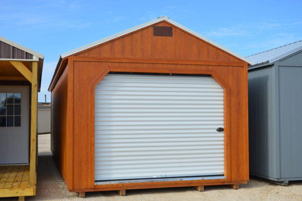 Derksen Portable Garage