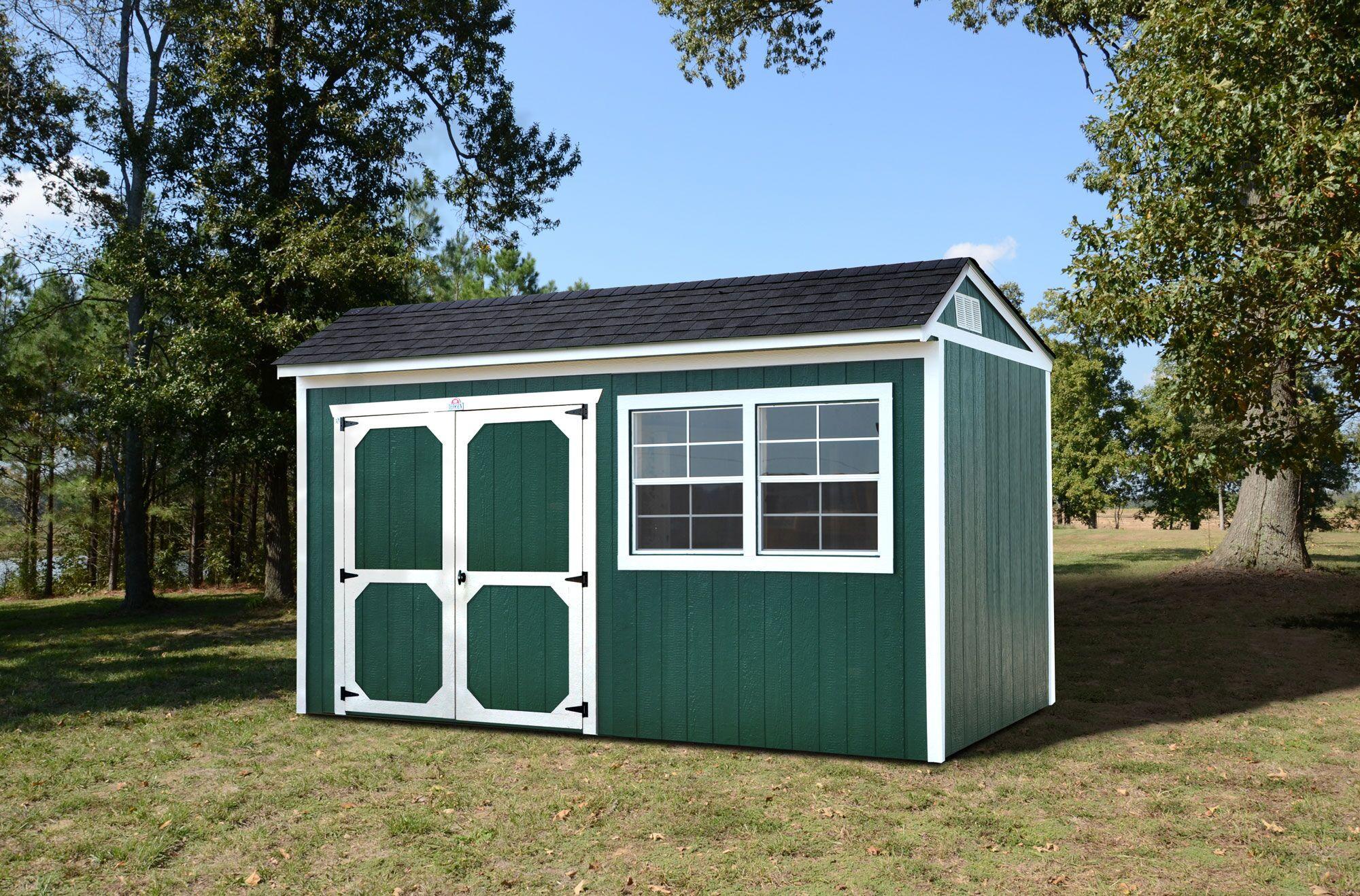 derksen painted sheds