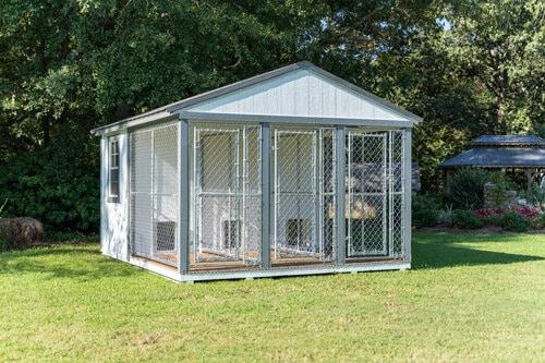 Portable Buildings - Dog Kennels