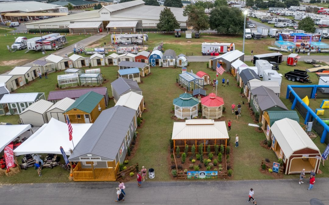 Come See Us at the Georgia National Fair 2021
